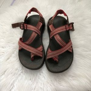 Chacos well worn sz 8